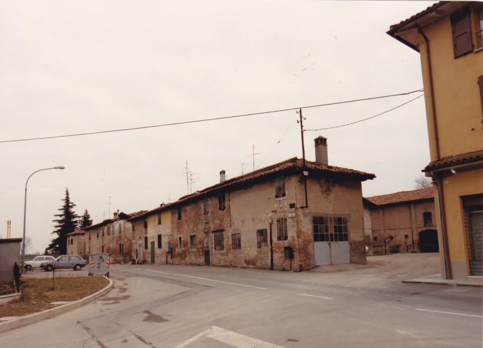 Longara borgata Bottega (Fabbreria)