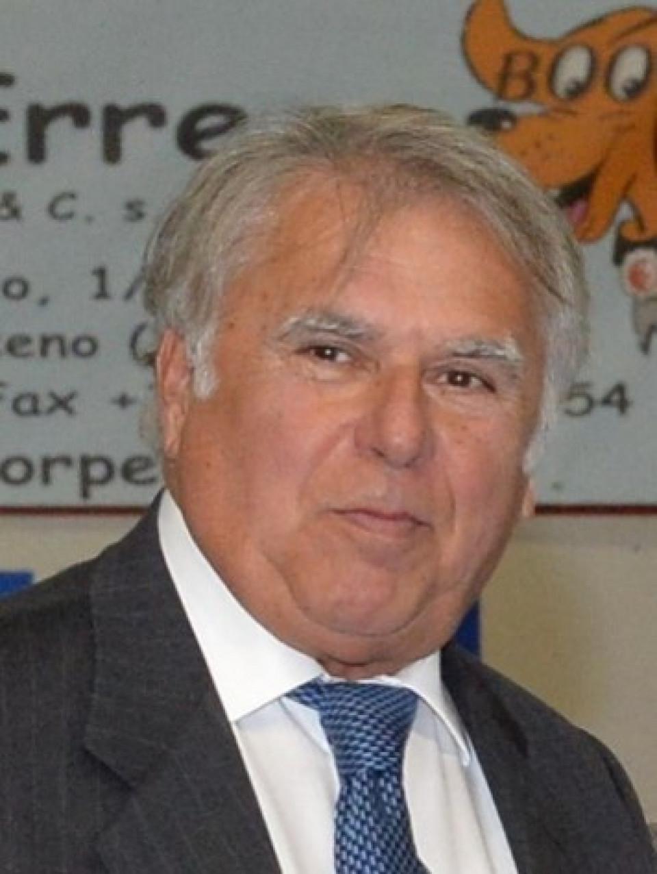 Giuseppe Bonfiglioli, Presidente dell'UP dal 2015