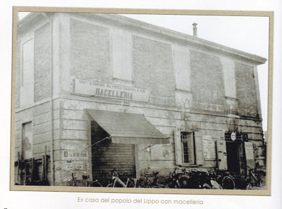 Ex-Casa del Popolo di Lippo e macelleria
