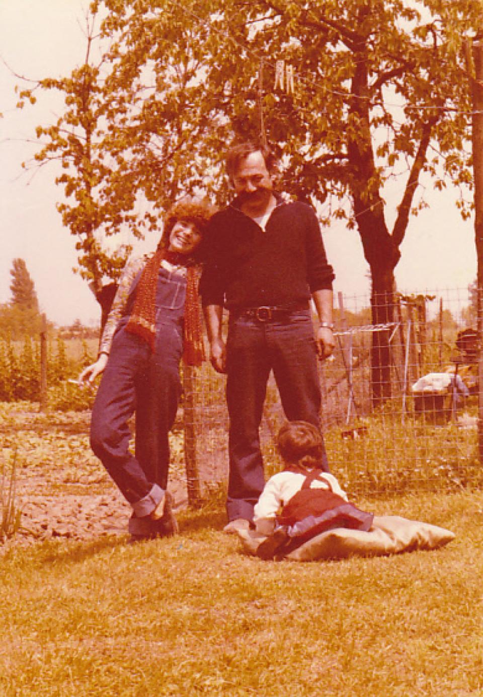 Dorina e Settimo, anni '80