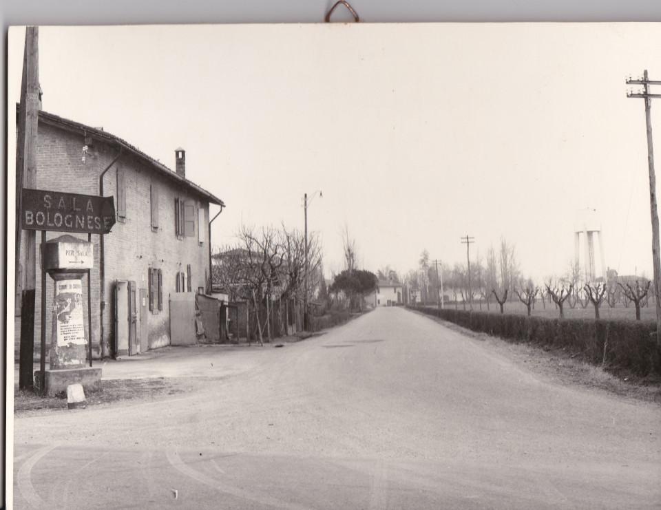 Tavernelle, via Ferrovia
