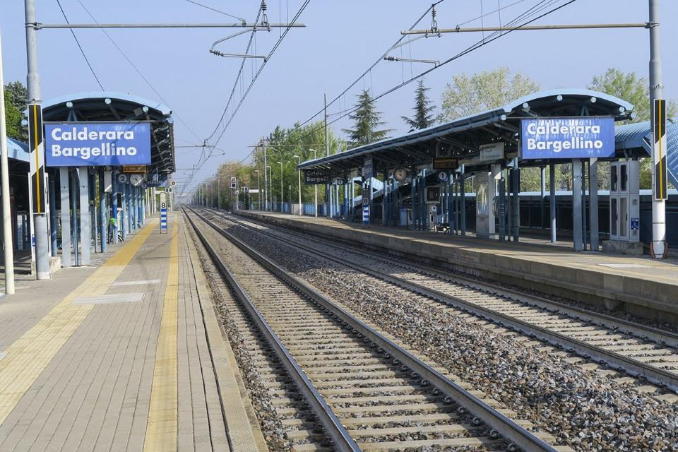 Bargellino, Stazione