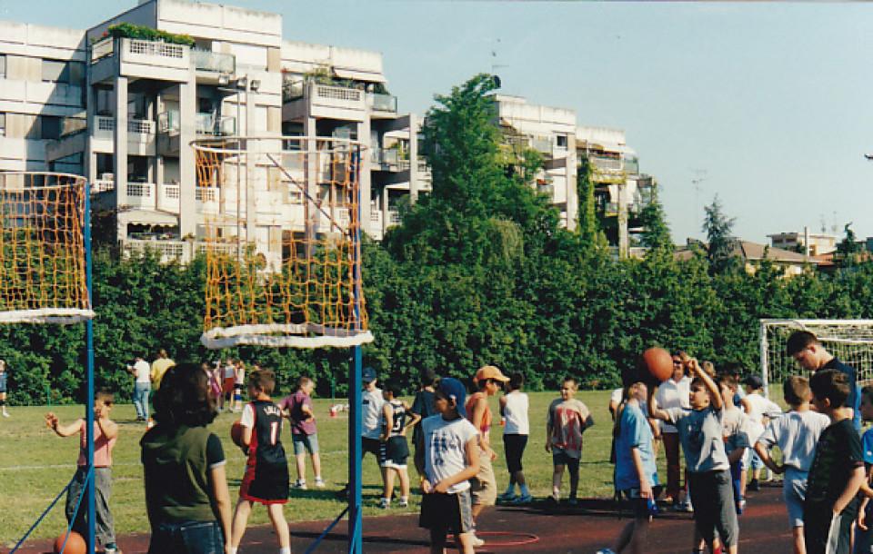 Le Olimpiadi della scuola primaria di Calderara