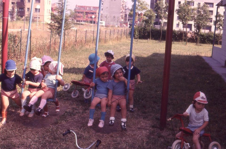 Nido Peter Pan, 1980