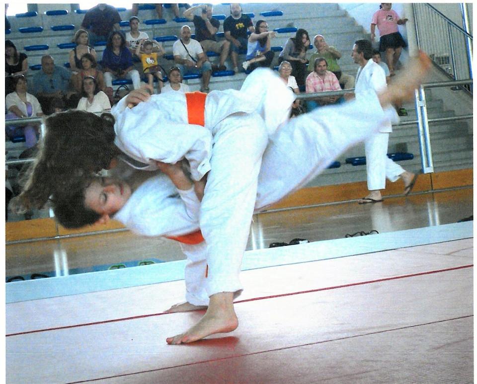 Judo Calderara, 2015