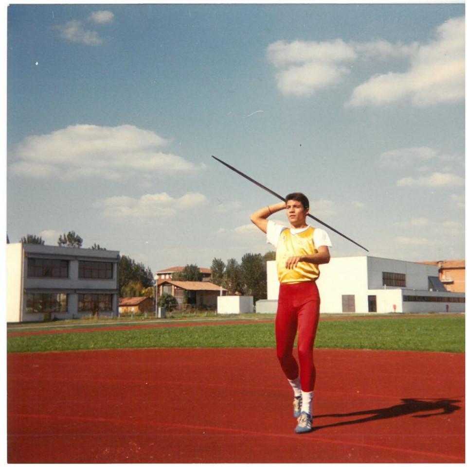Atletica Calderara, anni '90