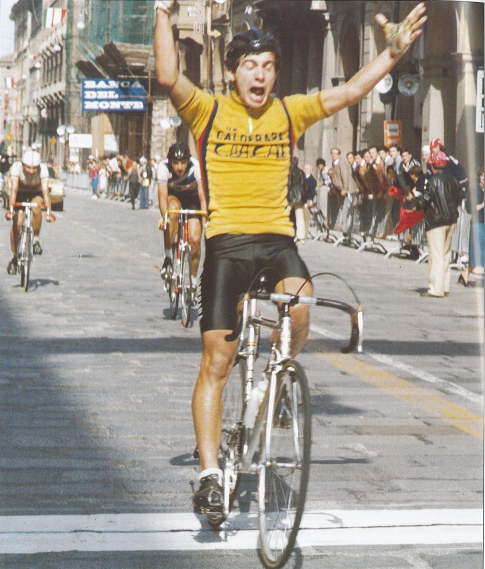 Ciclismo Calderara, 1981