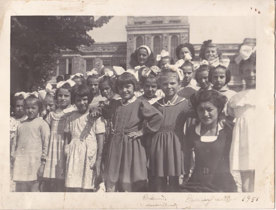 Colonia Marina, 1951