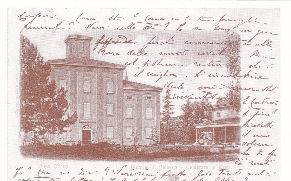 Villa Donini, Longara