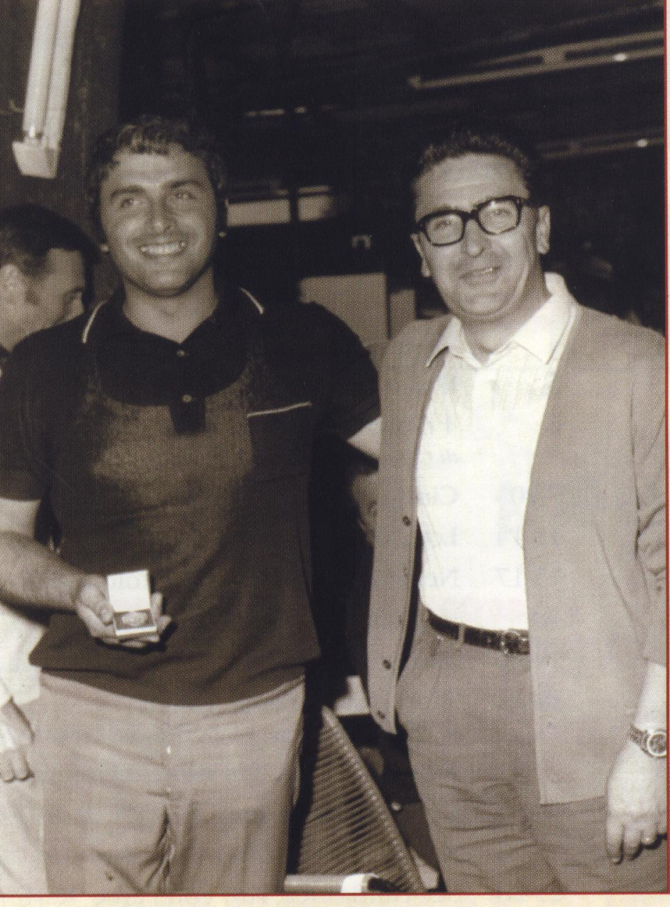 Luciano Gabrielli e Rinaldo Veronesi