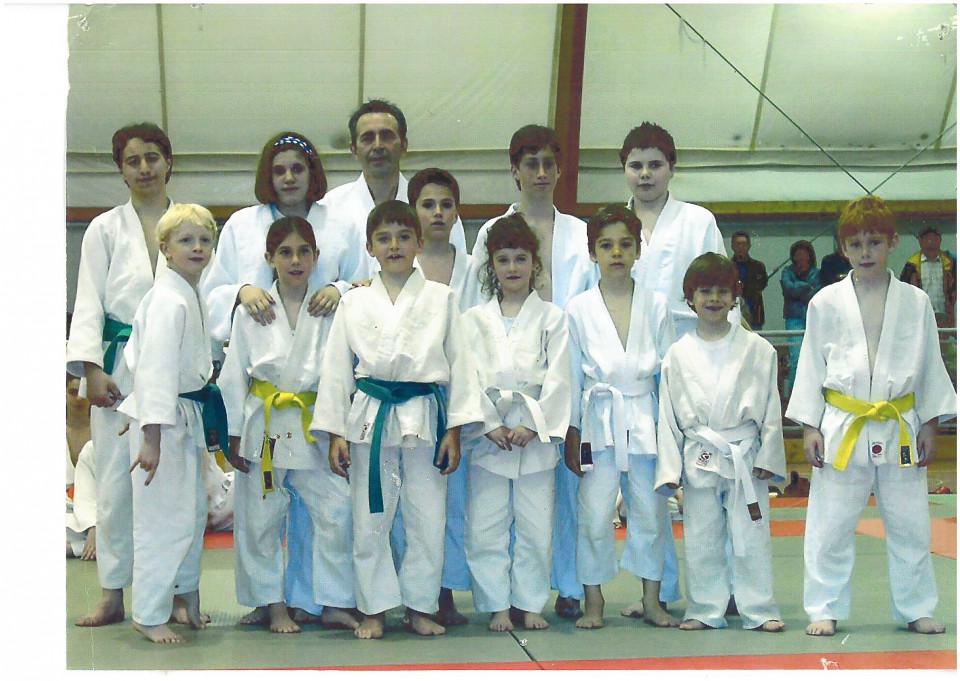 Judo Calderara, 2006
