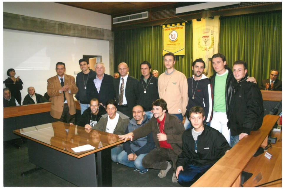 Calcio Calderara, 2005
