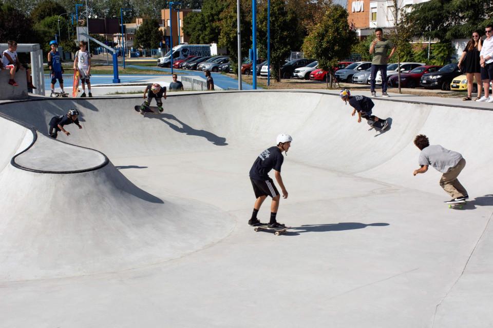 Skate park, Bargellino
