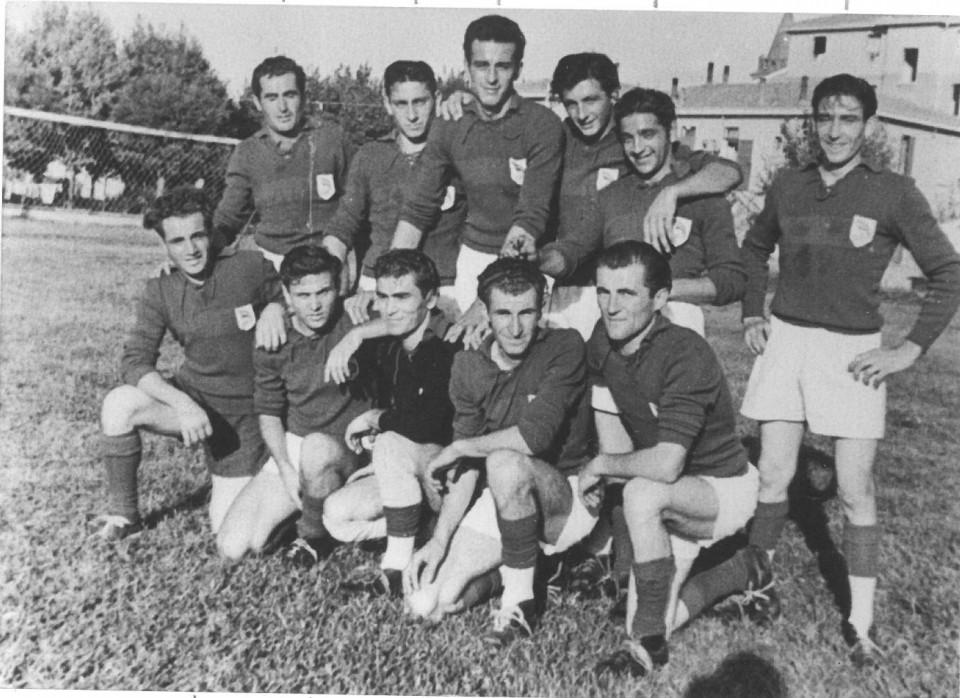 Calcio Calderara, 1958