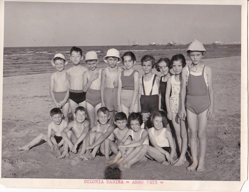 Colonia Marina, 1955