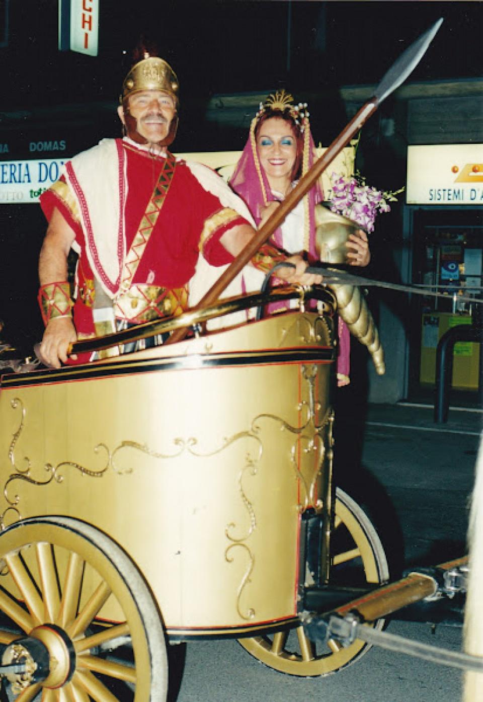 Settimana Calderarese 2001