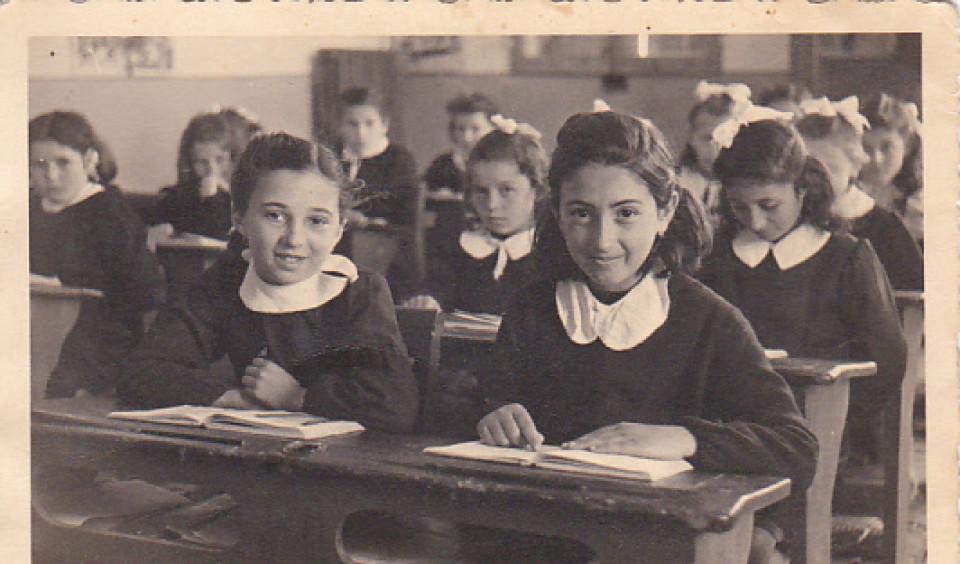 A scuola, 1947