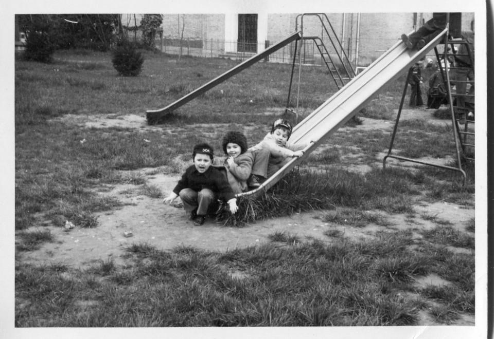 Scuola dell'infanzia comunale Arcobaleno, 1973