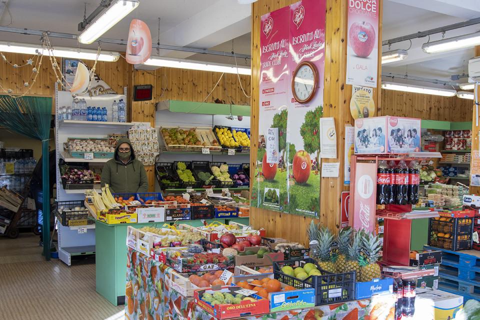 Himalaya frutta e verdura, Calderara