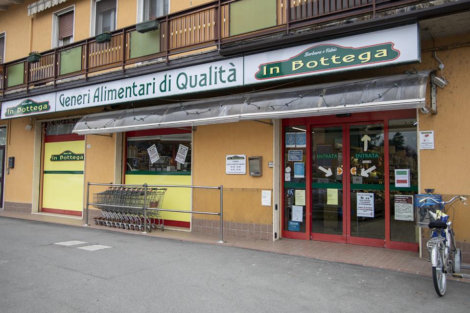 In Bottega, Calderara