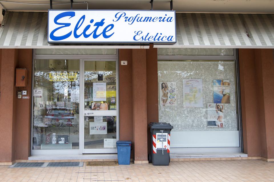 Elite Profumeria Estetica, Calderara