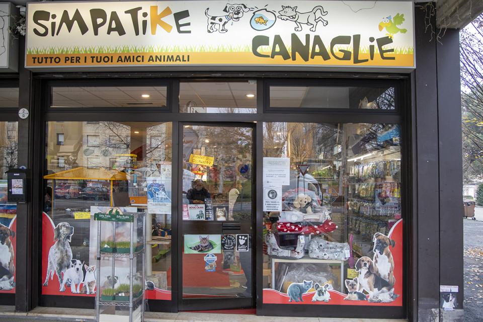 Simpatike canaglie, Calderara