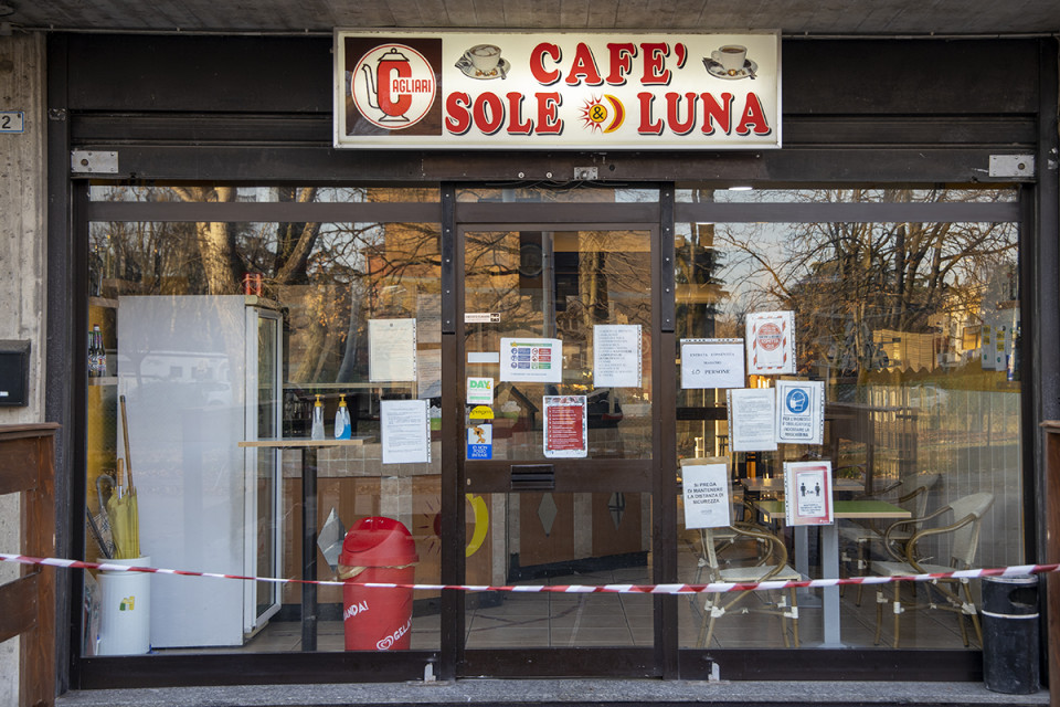 Cafè Sole Luna, Lippo