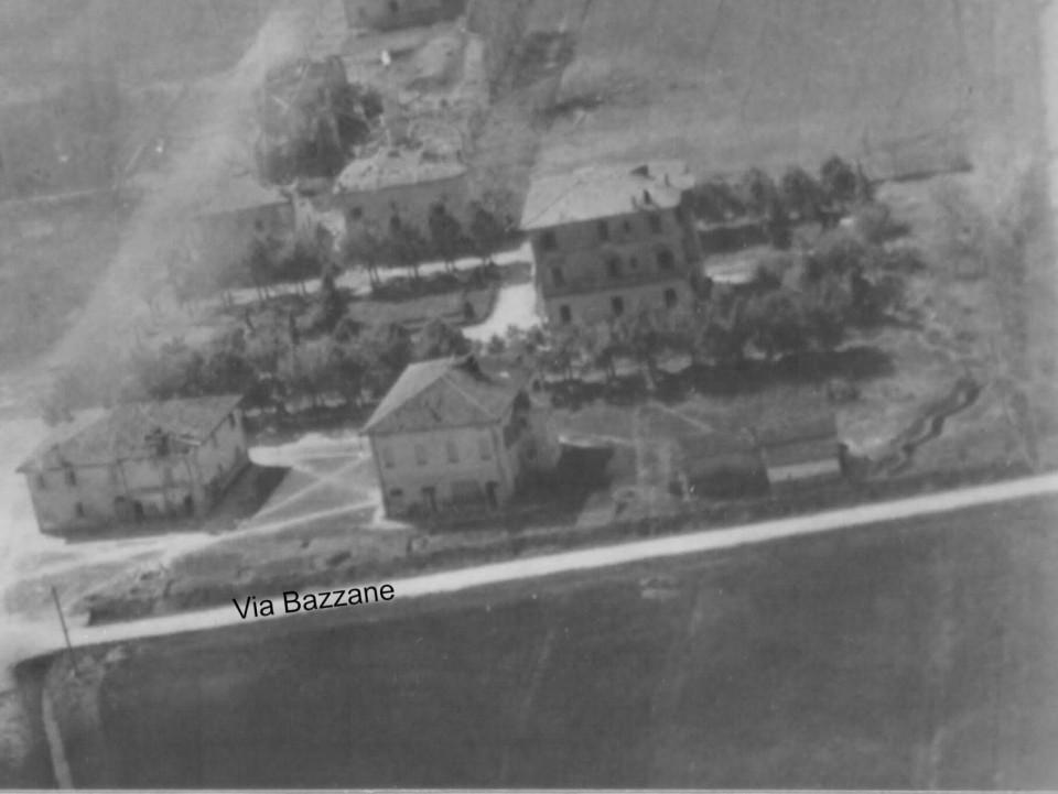 Bombardamento di Calderara, 1944