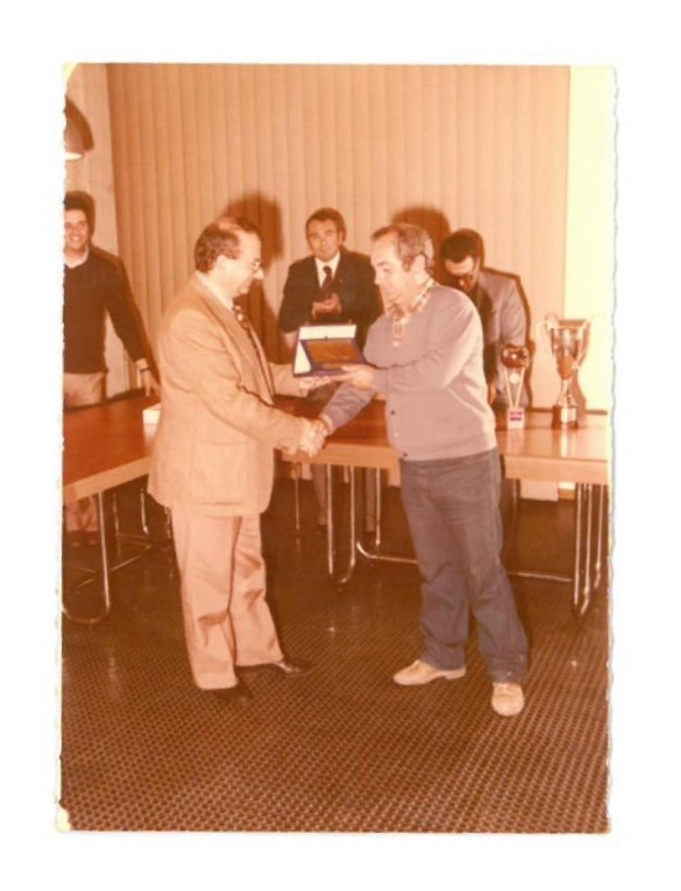 Giorgio Tamburini, Presidente dell'UP dal 1962 al 1978-copy
