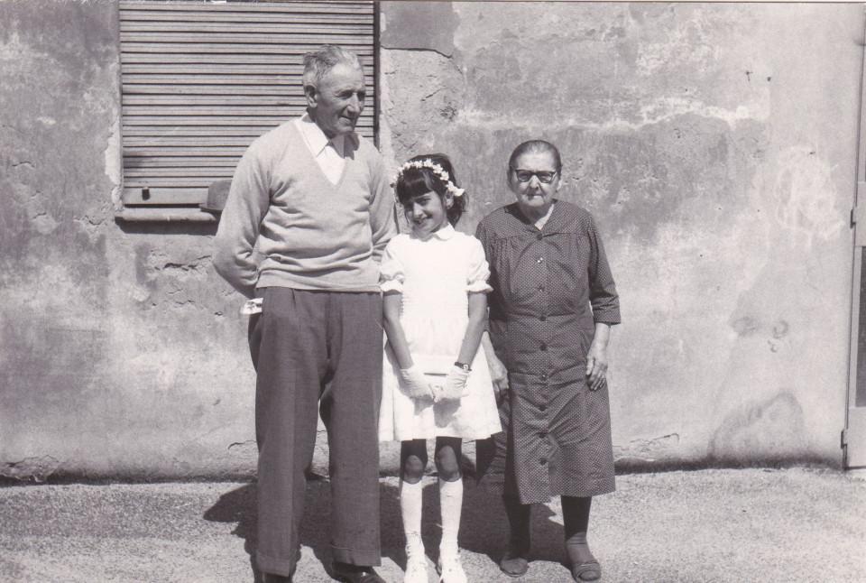 Calderara, maggio 1969, il giorno della Cresima