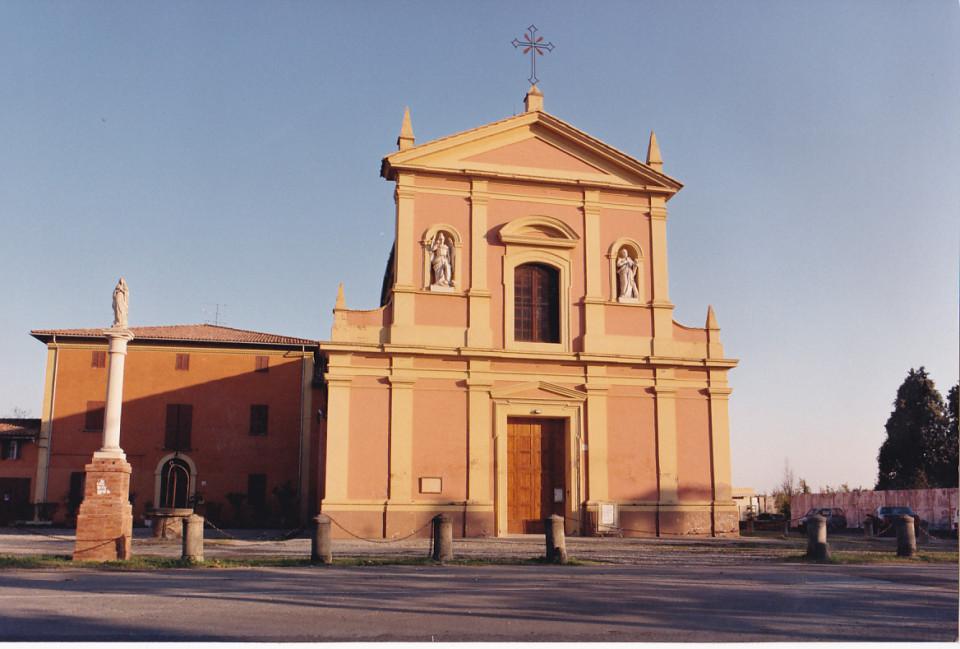 Chiesa di San Michele Arcangelo, Longara