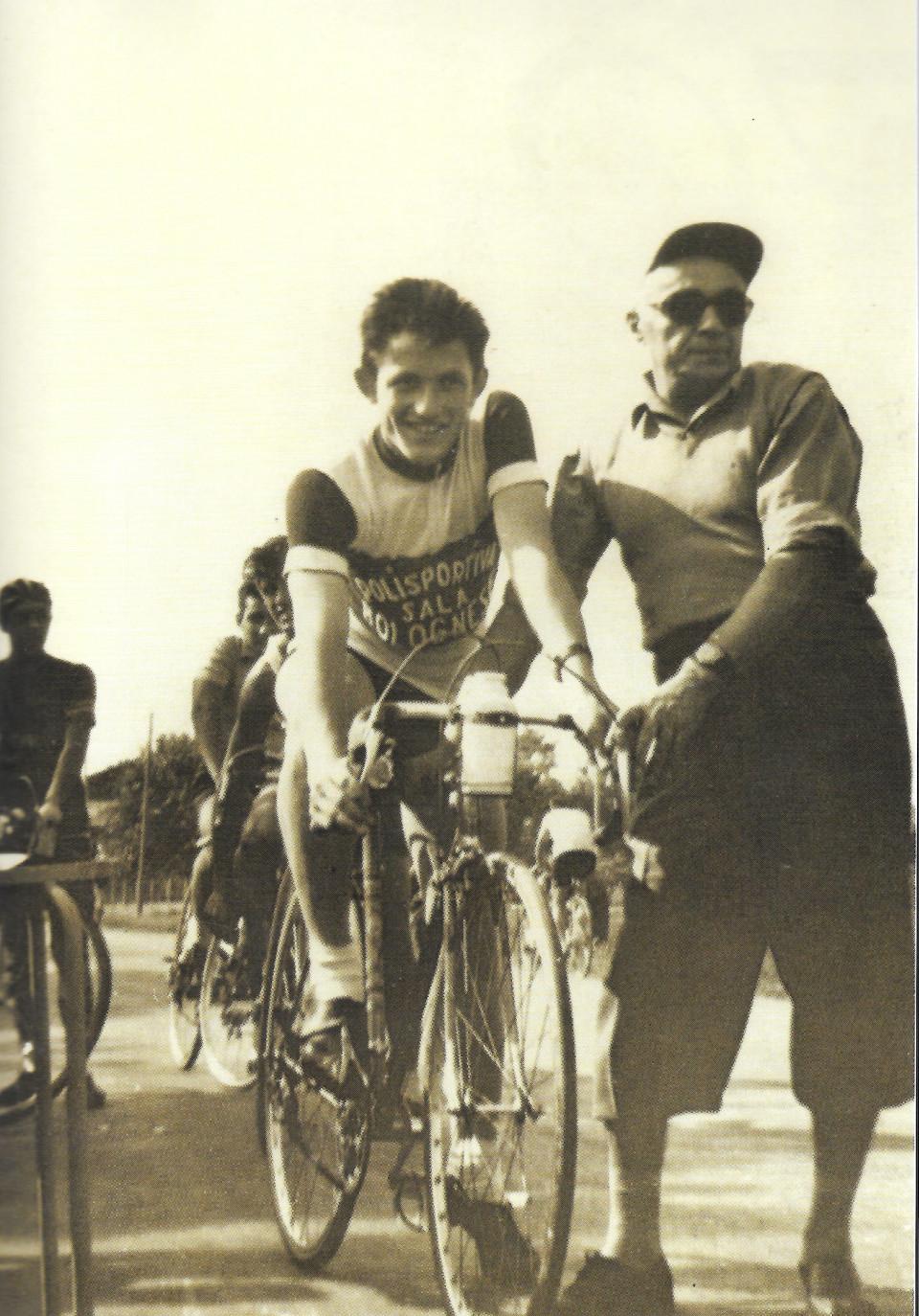 Ciclismo Calderara, 1957