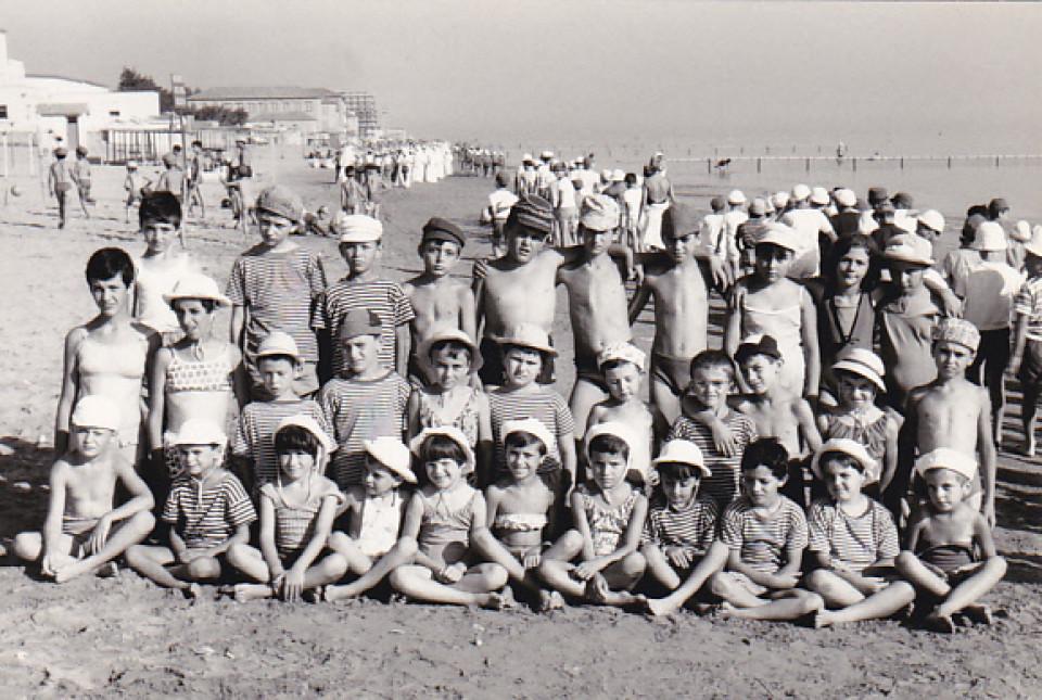 Colonia a Igea Marina, 1967