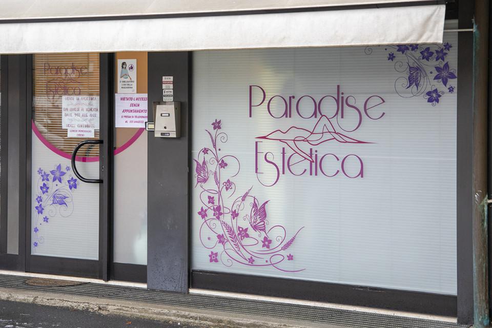 Paradise Estetica, Calderara