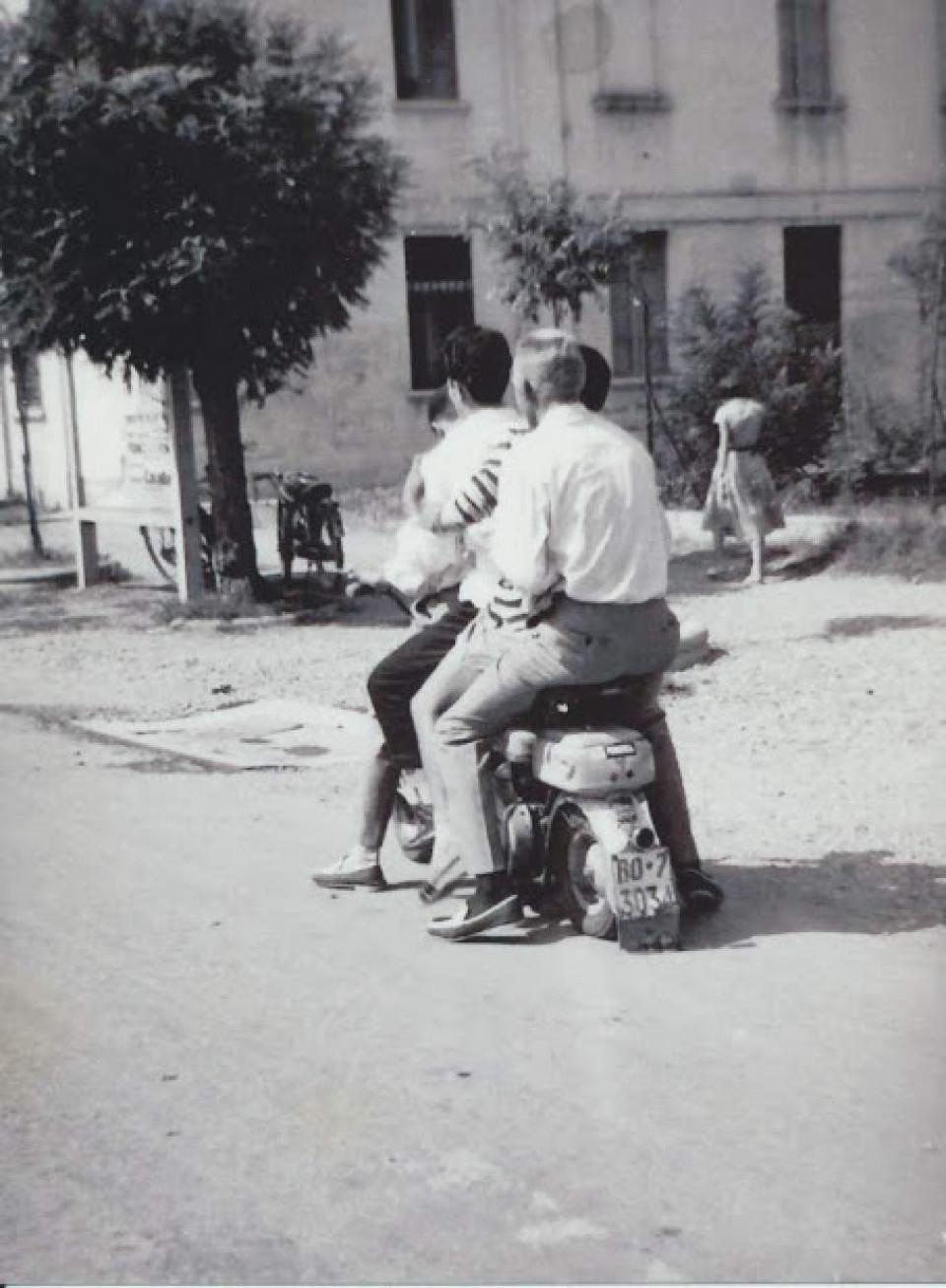 Anni '60 a Calderara