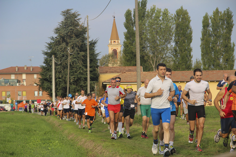 Camminata campagnola 2012, GP Longara