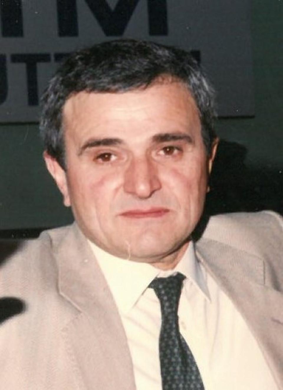 Duilio Migliori, Presidente dell'UP dal 1983 al 1988