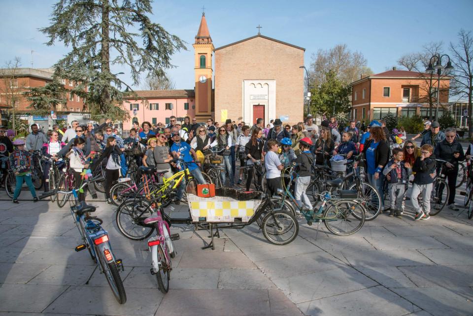 Calderara in bici 2018
