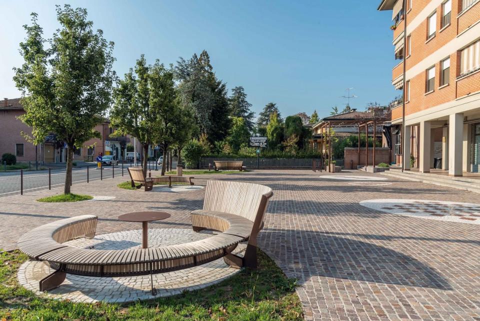 Piazza di Longara