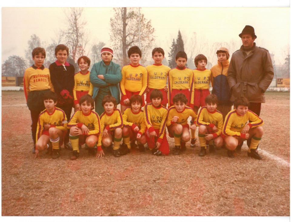 Calcio Calderara, anni '70