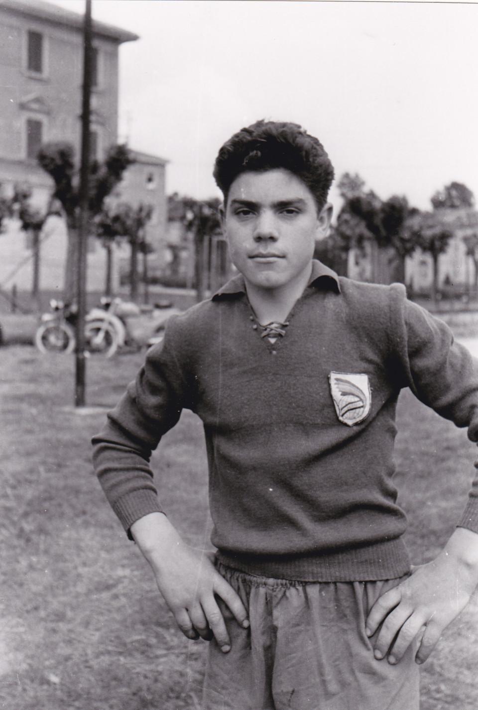 Calcio, Gianni Giarretta