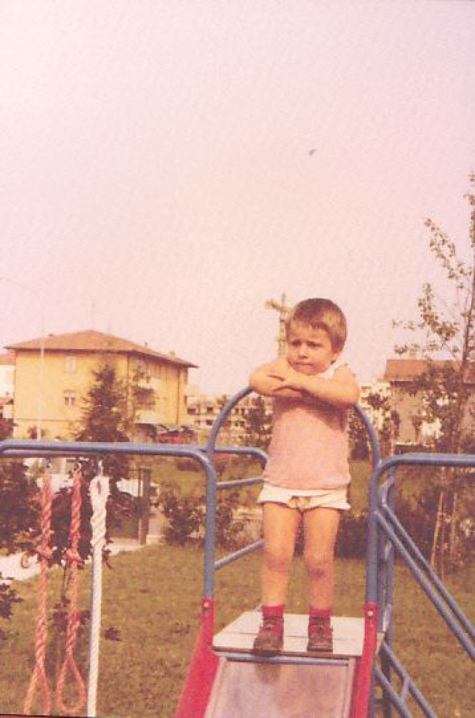 Nido Peter Pan, Calderara, metà anni '70