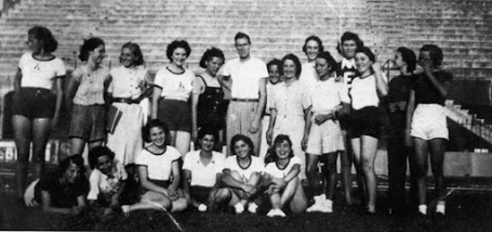 Atlete di Calderara, 1939