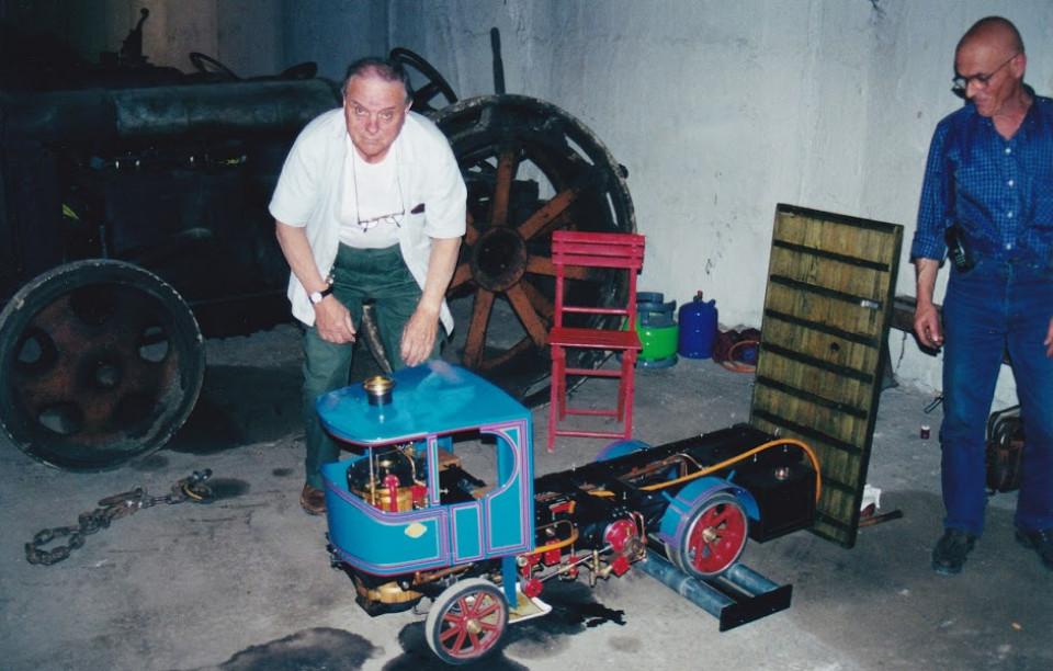 Settimana Calderarese 2000