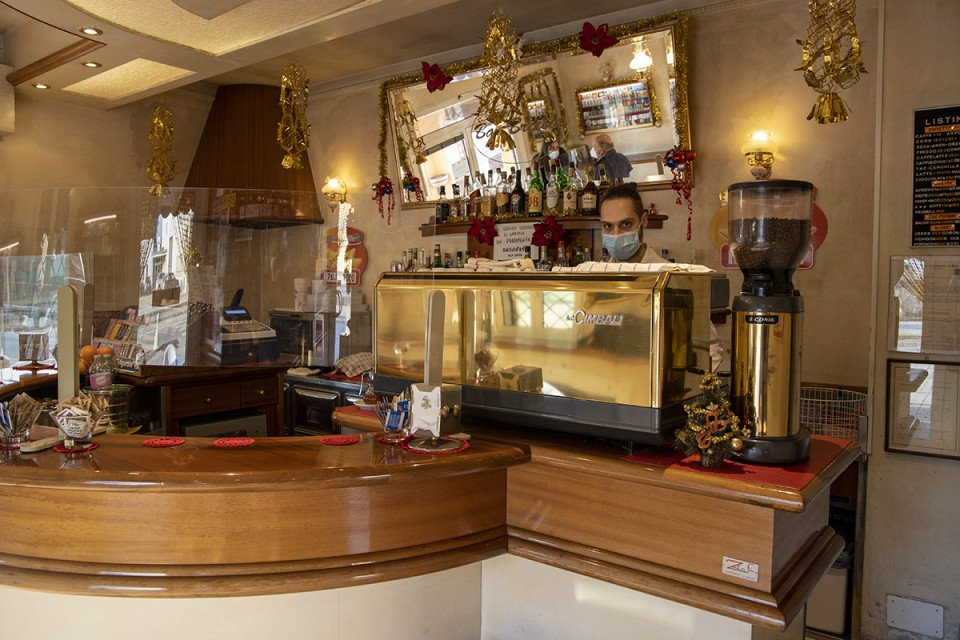 Bar Breccia, Lippo