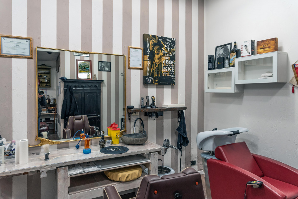 Barber Vintage, Calderara