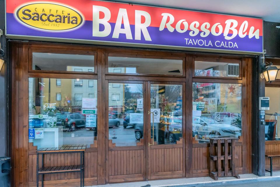 Bar Rosso Blù, Calderara