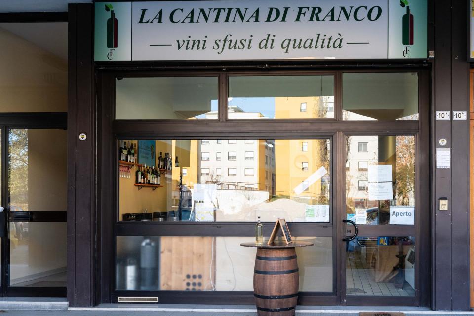 La Cantina di Franco, Calderara