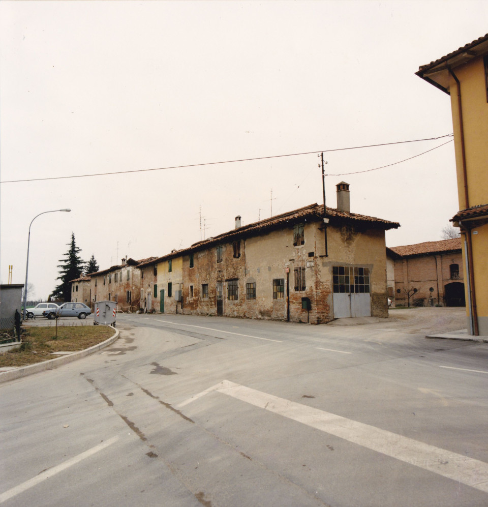 Longara, la Fabbreria