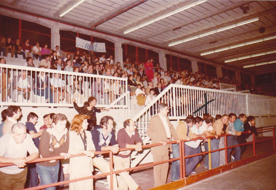 Inaugurazione Palazzetto dello Sport Pederzini, 1979